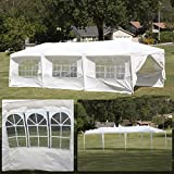 BELLEZE Large Party Outdoor Wedding Pop Up Canopy