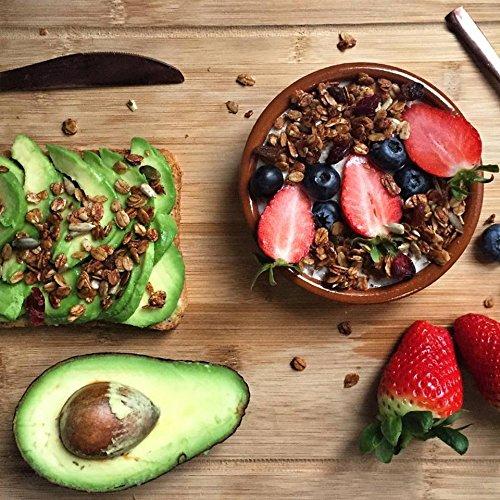 La Newyorkina, Cereal granola - 5 de 400 gr. (Total 2000 gr.): Amazon.es: Alimentación y bebidas