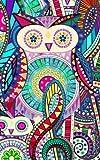 Password Journal: Password Keeper / Owl Gifts ( Internet Address Logbook / Diary / Softback Notebook ) [ Carnival ]