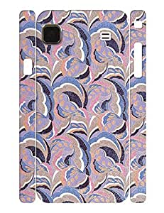 Artistic Theme Smart Phone Case With Light Purple Butterfly Floral Graphic Drop Proof Case Cover for Samsung Galaxy S I9000