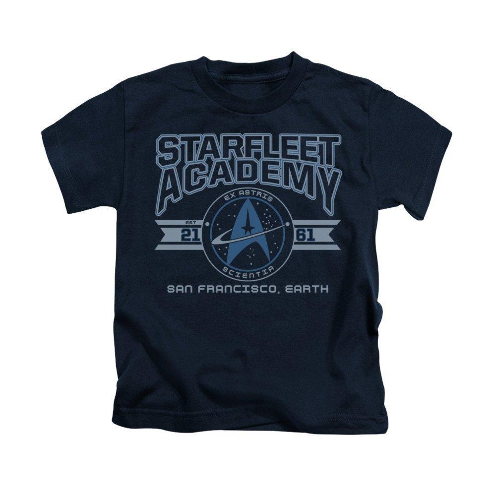Star Trek Starfleet Academy Earth Kids T-Shirt
