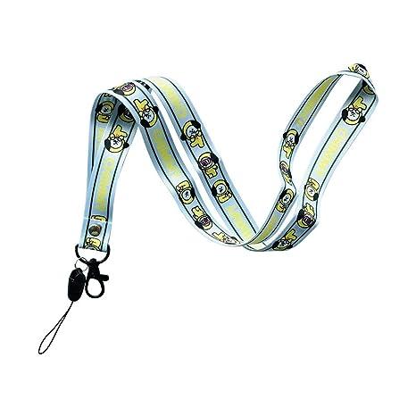 Amazon.com: BTS Lanyard llavero ID insignia titular cuello ...