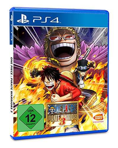 One Piece: Pirate Warriors 3 [Importación alemana]: Amazon ...