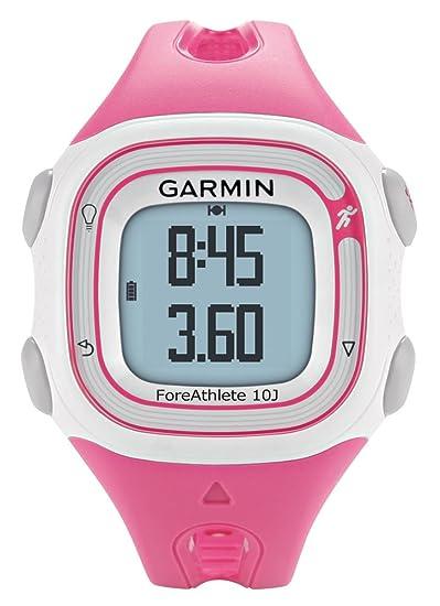 df452c38f2 Amazon   GARMIN(ガーミン) ランニングウォッチ GPS 50m防水 ForeAthlete 10J グリーン 【日本正規品】  FA10J 103911   GARMIN(ガーミン)   ランニング用GPS・ ...