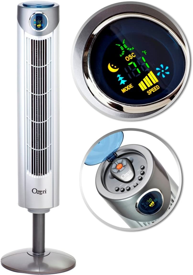 Ozeri OZF1 Tower Fan