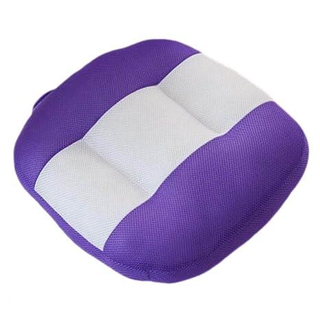 Amazon.com: Transpirable asiento de coche almohada 15 cm ...