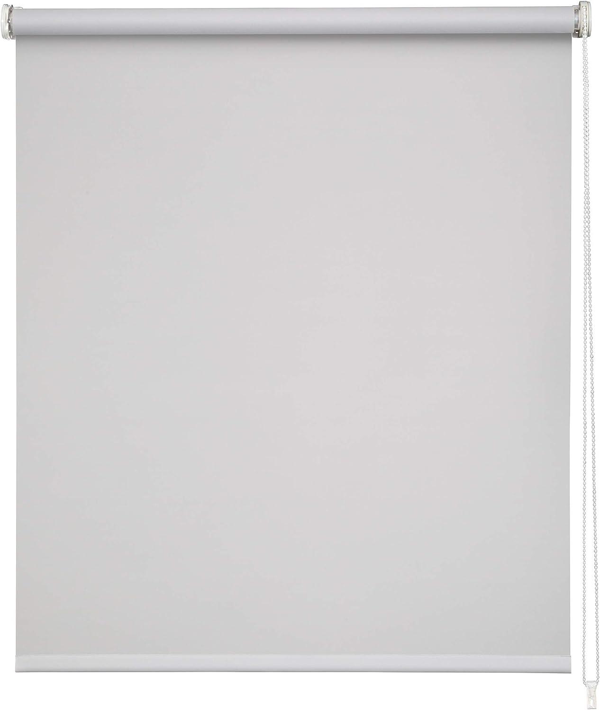 EASYDECO - Estor enrollable Daylight Translúcido (Gris, 180_x_250_cm)