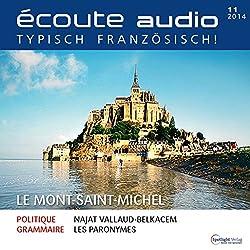 Écoute audio - Mont-Saint-Michel. 11/2014: Französisch lernen Audio - Mont-Saint-Michel