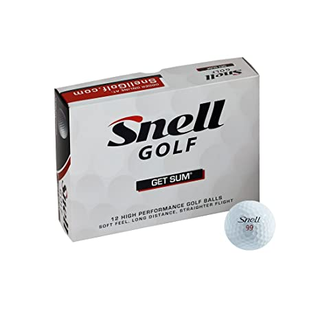 Snell golf promotional giveaways
