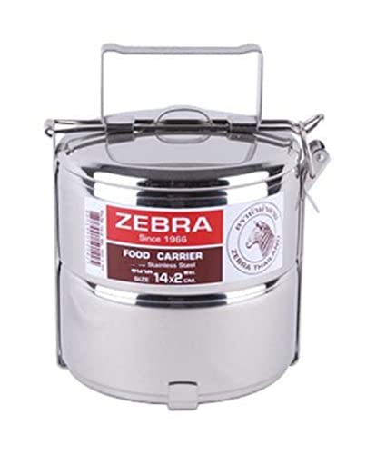 Review Zebra brand, Stainless steel