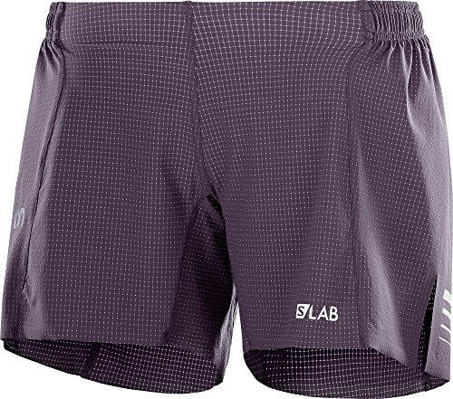 e3e4db5d3ffdf Salomon Women's S-Lab 6'' Shorts, Maverick, M