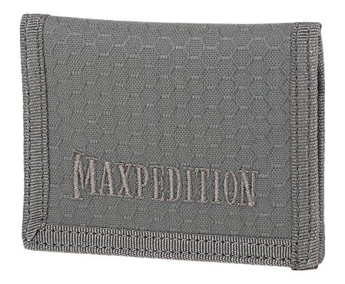 (Maxpedition LPW Low Profile Wallet, Gray)