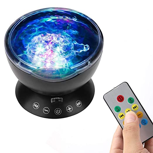 proyector de Estrellas, Control Remoto rotativo automático y ...