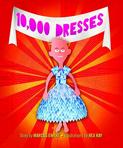 10,000 Dresses (Cat Mummy)