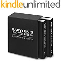"""Babylon 5 Encyclopedia - Extended Preview - Entire Chapter """"G"""": 205 Entries -  48 Pages - Chapter """"G"""""""