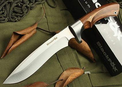 Fardeer Knife Cuchillo de Caza en Plein Air Cuchillos de ...
