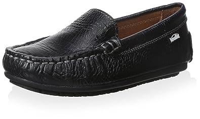 e536d5cf494 Venettini Gordy Croc Textured Loafer