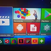 Promoción】 Android TV Box - Bqeel Android 10.0 TV Box 4GB+64GB Amlogic S905X2 Quad Core Arm Cortex A53 con Dual-WiFi 2.4GHz/5.8GHz, BT 4.0, 4K*2K UHD H.265, USB 3.0 Smart TV Box: Amazon.es: