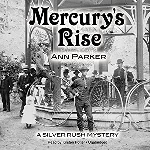 Mercury's Rise Audiobook