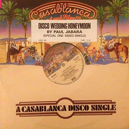 Disco Wedding / Honeymoon