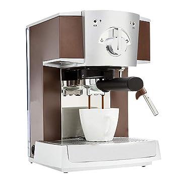 Huoduoduo Máquina del Café, Máquina Semi-Automática del Café, Energía Clasificada 1000W, Tipo De La Bomba, Botón Fácil De La Operación, Parte Inferior ...