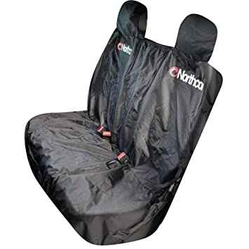 Northcore Action Sports Triple Rear Seat Cover: Amazon.co.uk: Car ...