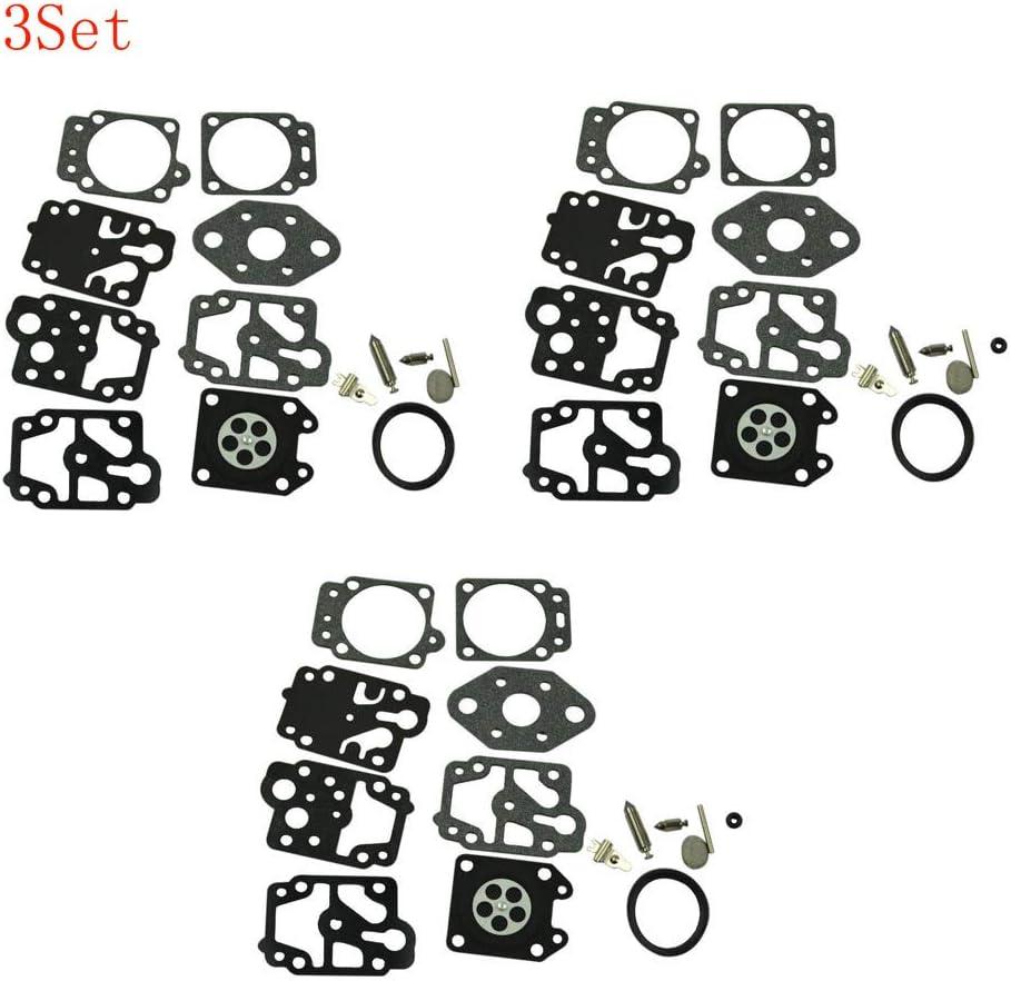 3x carburateur membrane Kit de r/éparation WALBRO K20-WYL pour tous WYL Carb stihl