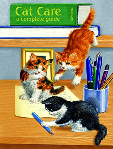 Cat Care 500 Piece Jigsaw Puzzle by SunsOut