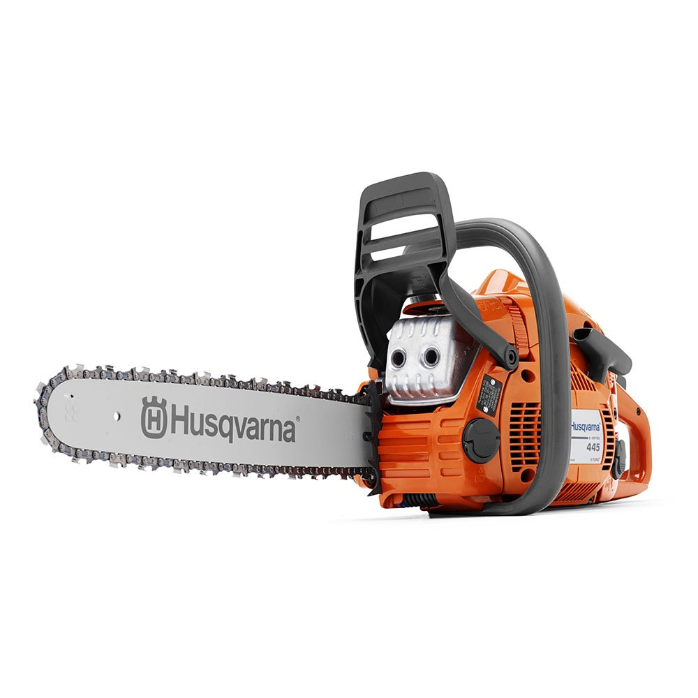 Husqvarna 445E 18'' 45.7cc 967651004 Gas-Powered Chain Saw