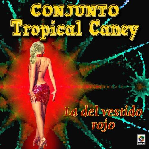 Amazon.com: La Del Vestido Rojo: Conjunto Tropical Caney: MP3