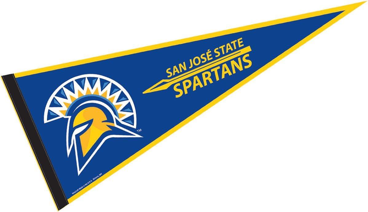 San Jose State University 12x30 Felt Pennant