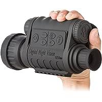 Gemtune WG-50 5MP 6 * 50 numérique de vision nocturne Portée