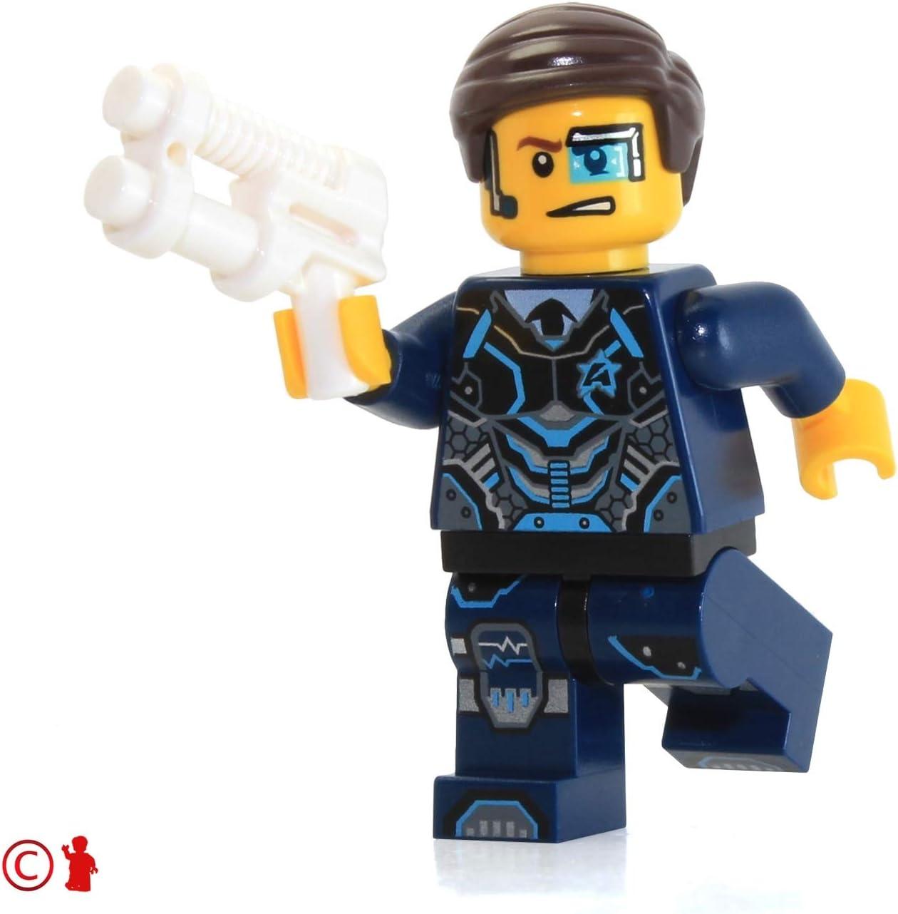 LEGO Ultra Agents MiniFigure - Agent Curtis Bolt (Set 70171)