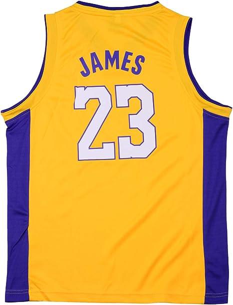 Sokaly Niños Chicago Bulls Jorden # 23 Curry#30 James#23 Conjunto de Camiseta de Baloncesto Chaleco & Pantalones Cortos Cómodo para Chicos Y Hombres: Amazon.es: Deportes y aire libre
