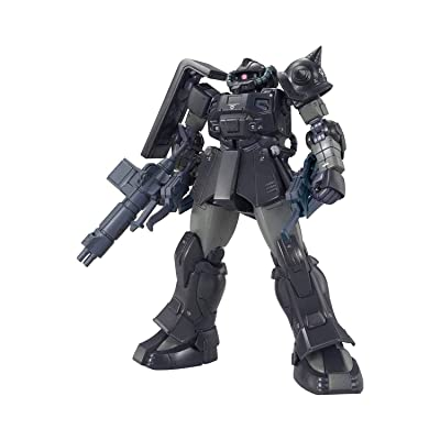Bandai Hobby HGUC 1/144 Act Zaku (Kycilia's Forces) The Origin Model Kit: Toys & Games