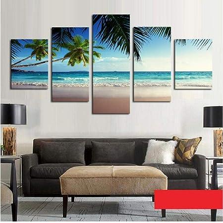 shuyinju Marco de Fotos Decoración para el hogar Impreso ...