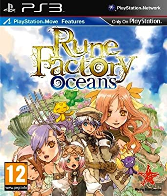 Image result for rune factory oceans