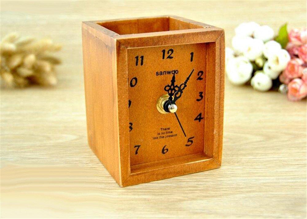 有名ブランド biscount 2 Time in 1木製ミュージックボックスwithクロックshown in Time Musicalおもちゃ Musicalおもちゃ B01K8849LE, プロ工具のJapan-Tool:fc1c8c19 --- arcego.dominiotemporario.com