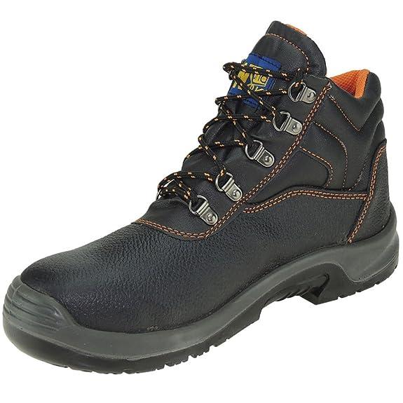 Bota Seguridad Homologada para Hombre - Modelo 1023: Amazon.es: Zapatos y complementos