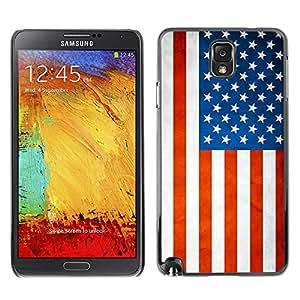 // CIUDAD ACTUAL MECELL // SmartPhone funda carcasa de policarbonato de plástico fresco imagen para Samsung Note 3 N9000 /// Bandera Nacional nación país cricoide ///