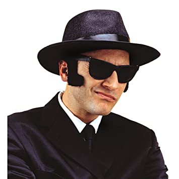Xl Koteletten Bart Blues Brothers Sideburns Kotelettenbart