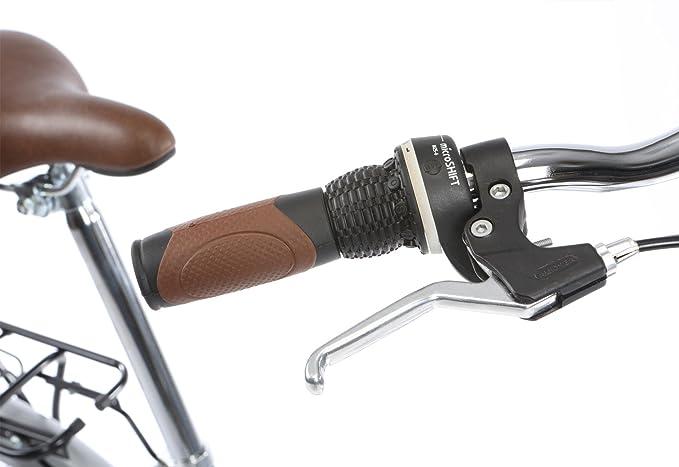 Kingston Freedom - Bicicleta Plegable, Aluminio, Negro: Amazon.es: Deportes y aire libre