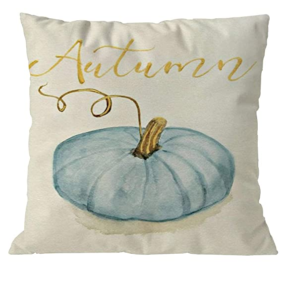 JiaMeng Funda de cojín de Almohada, Almohadas de Halloween Funda Sofá Cintura Throw Cushion Decoración para Sofá Cama Coche 45x45 cm: Amazon.es: Ropa y ...