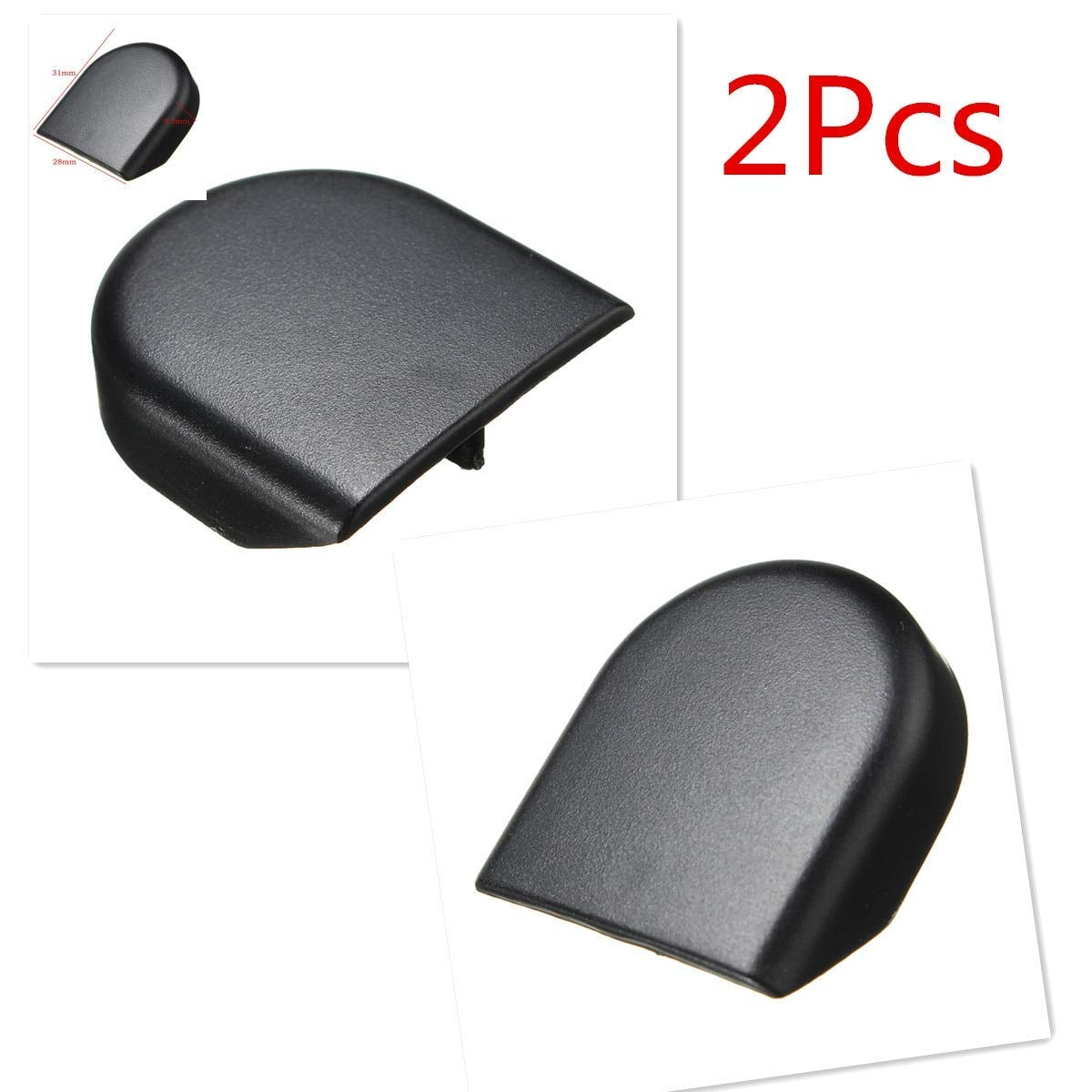 IDEA 85292-0F010 - Juego de 2 tuercas para limpiaparabrisas de coche ...