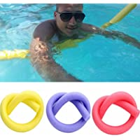Pool Noodle Foam Hollow Swimming Sticks,Pool Float Sticks EPE Swabs Swim Sticks Foam Water Aid Water Sport Lessons Aid Foam Colourful Family Holiday Kids Floats Aerobic Therapy Exercise 1.5m / 150cm
