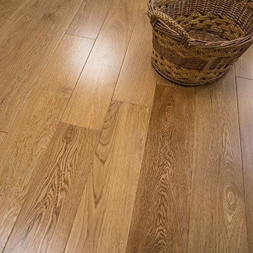 White Oak w/4mm Wear Layer Prefinished Engineered Wood Flooring 5