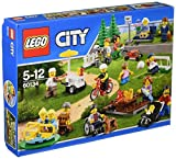 Lego Fun in the Park City People Pack, Multi Color