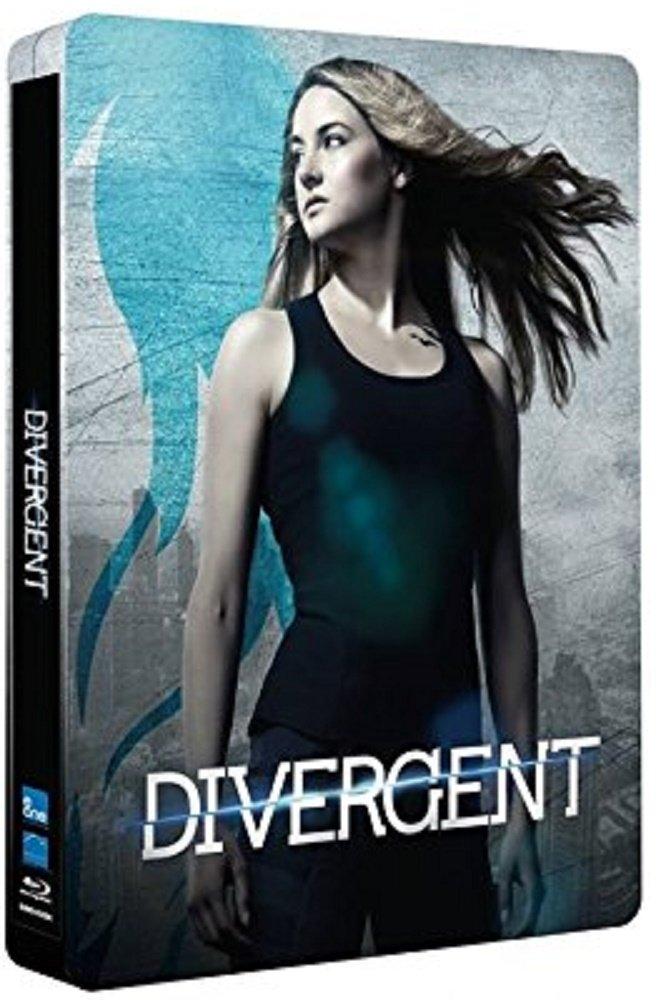 Divergent bluray Steelbook - Entertainment Store Exclusive UK: Amazon.es: Cine y Series TV