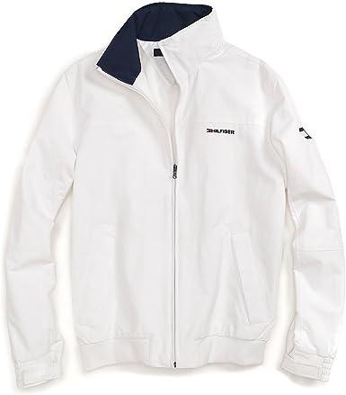 Tommy Hilfiger Hombre Chaqueta, Men s Signature Jacket, Medium ...
