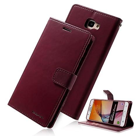 best service 4573b 8ce70 For Samsung Galaxy J7 Prime Flip Case, Vodex Goospery: Amazon.in ...